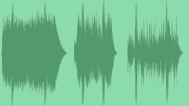 Futuristic Noise Glitch Bad Signal: Sound Effects