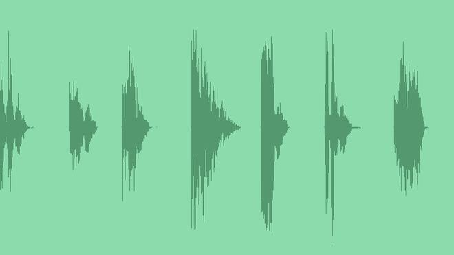 8 Bit Game Score: Sound Effects