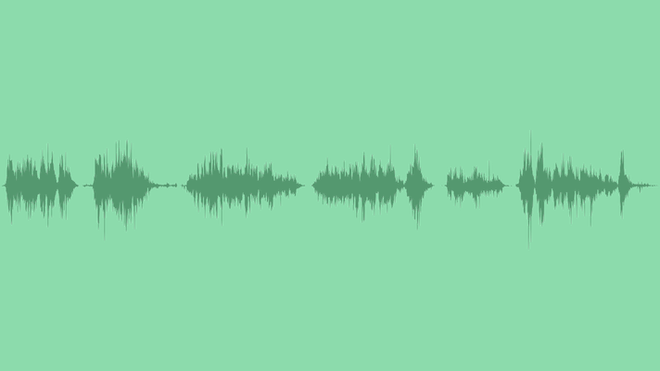 Trash Bag Handling: Sound Effects