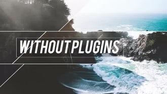 Glitch Intro : After Effects Templates