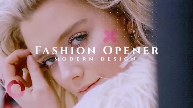 Fashion Promo Opener: Premiere Pro Templates
