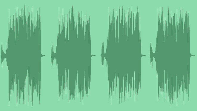 Glitch Abstract Logo 2: Royalty Free Music