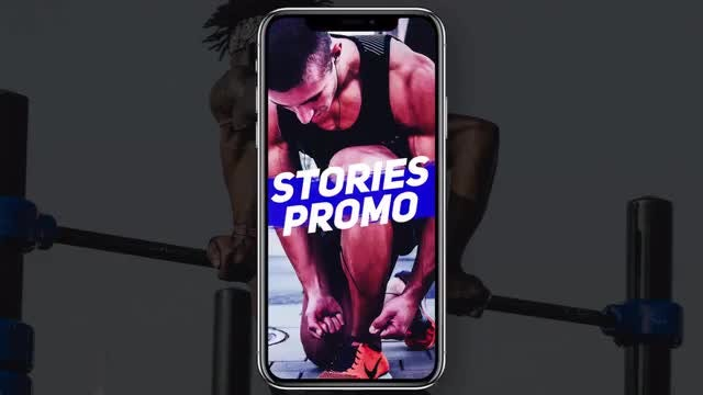 Sport Stories: Premiere Pro Templates