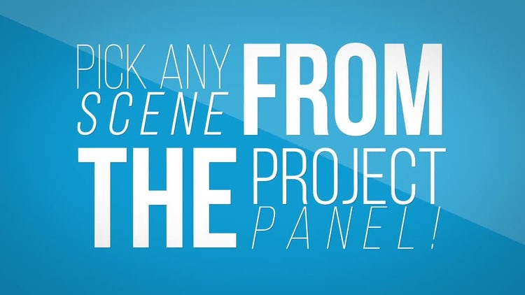 40 Kinetic Minimal Titles: After Effects Templates