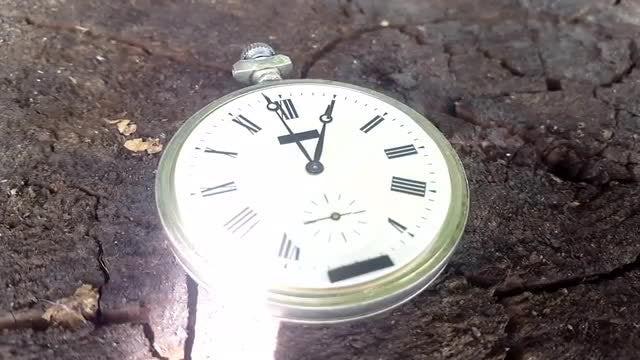 Clock Time Lapse: Stock Video