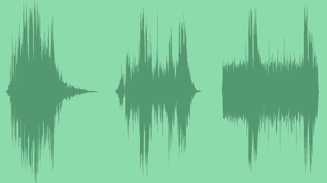 Futuristic Glitch: Sound Effects