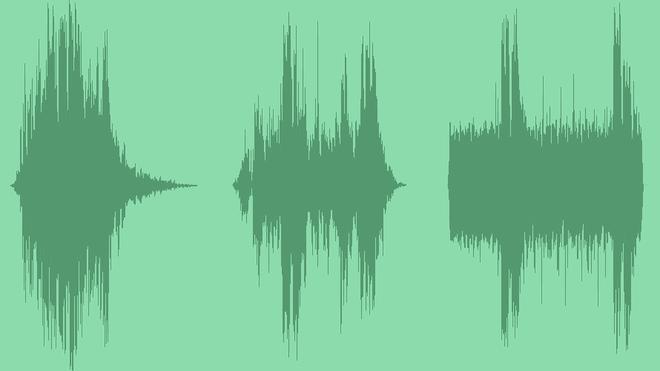 Futuristic Glitch: Sound Effects