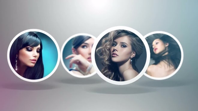 Photo Rotate Logo: After Effects Templates