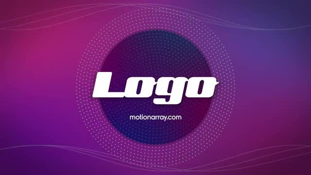 Gradients Logo: Premiere Pro Templates