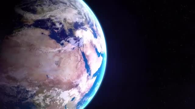 Earth Side East: Stock Motion Graphics