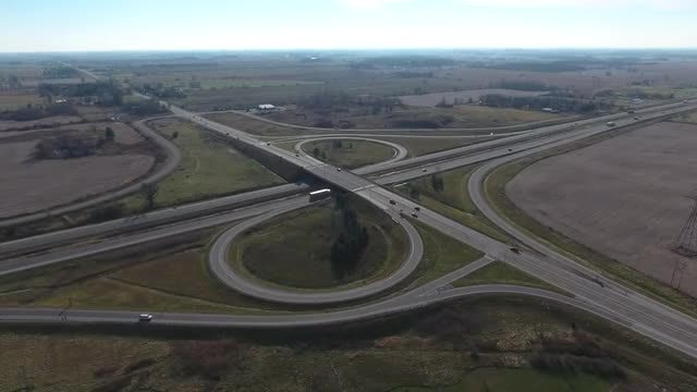 Figure 8 Traffic Loop: Stock Video