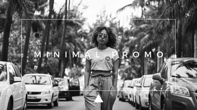 Minimal Promo : After Effects Templates