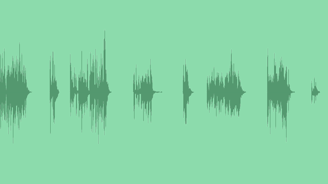 8 Bits Of Gold: Sound Effects