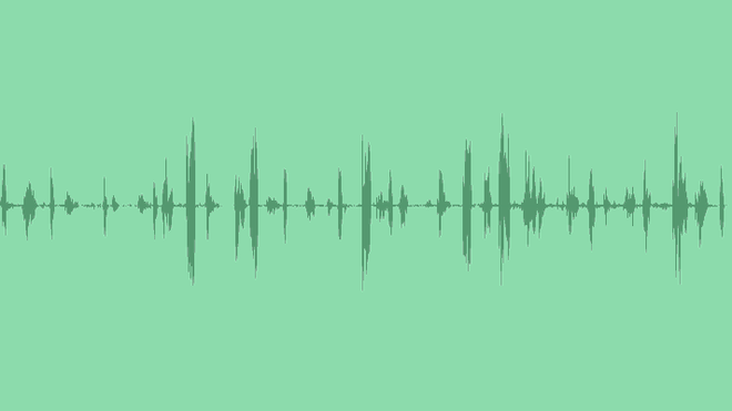 Morning In A Village: Sound Effects