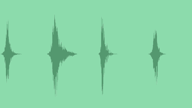 Transitions Ambience: Sound Effects