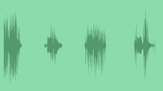 Gap Transition: Sound Effects