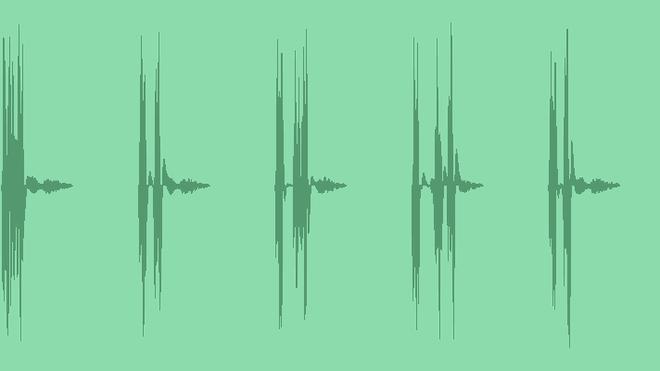 Error: Sound Effects