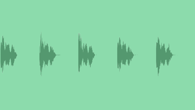 Sound for UI and Infographics & Buttons vol.2: Sound Effects