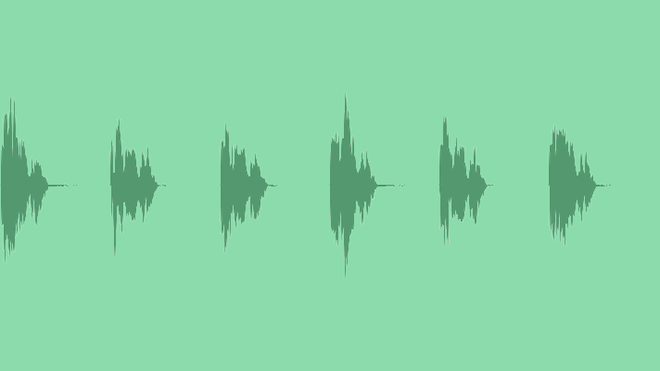 Sound for UI and Infographics & Buttons vol.4: Sound Effects