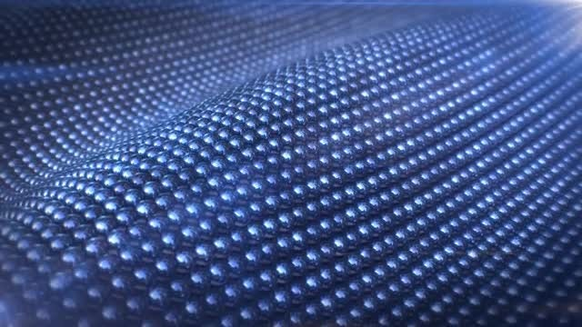 Abstract Spheres Wave 4K: Stock Motion Graphics