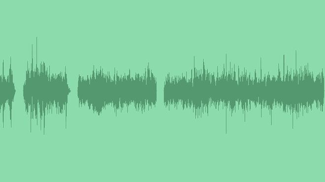 Industrial Excavator At Work: Sound Effects