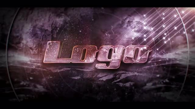 Vintage Landscape Logo: After Effects Templates