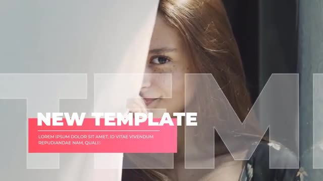 Elegant Fashion Promo: After Effects Templates