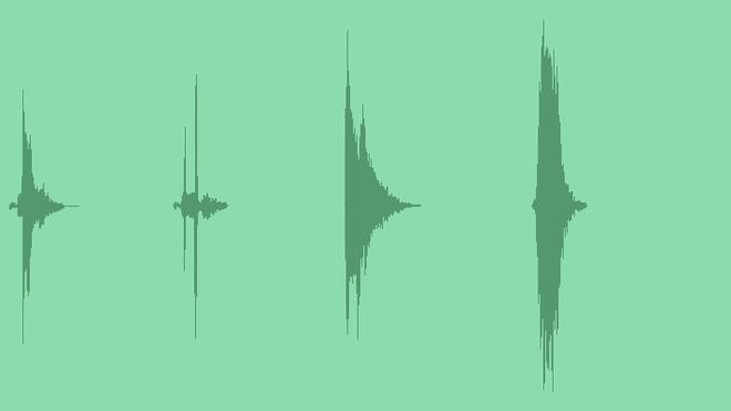 Pop Up Dialog Box: Sound Effects