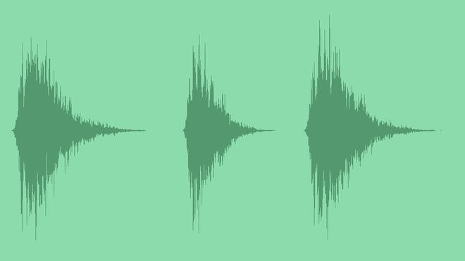 Futuristic Cinematic Woosh Transition: Sound Effects