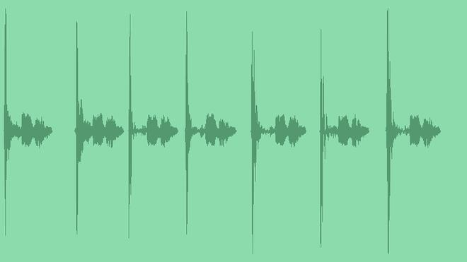 Iron Hit: Sound Effects