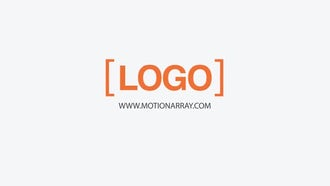 Minimal Simple 3 Logos: After Effects Templates