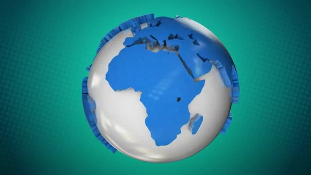 4K Globe Pack: Stock Motion Graphics