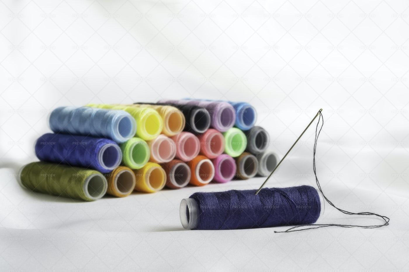 Sewing: Stock Photos