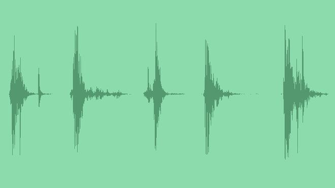 Falling Lumber: Sound Effects
