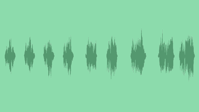 Data Glitch: Sound Effects