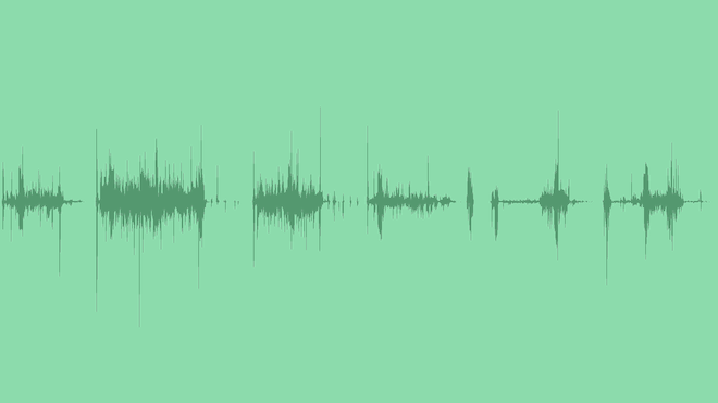 Water Tap Pack: Sound Effects