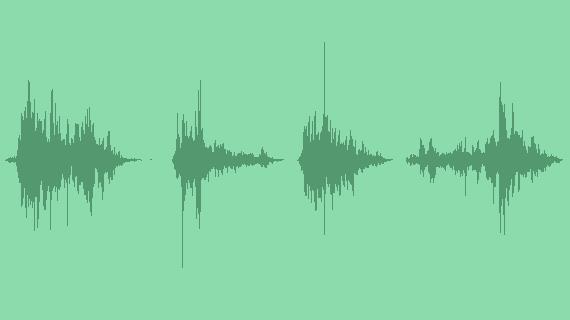 Thunder Rain SFX Pack: Sound Effects