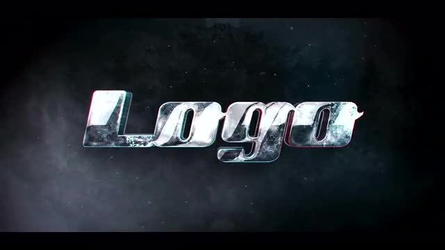Cinematic Serious Logo: After Effects Templates