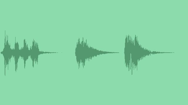 Waterphone: Sound Effects