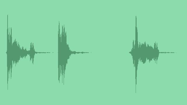 Massive Hits: Sound Effects