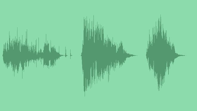Cartoon Crowd: Sound Effects