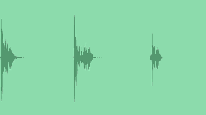 Airy Impacts: Sound Effects