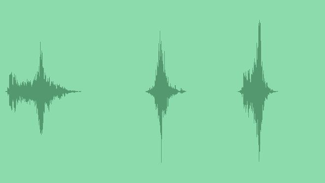 Blasting Flybys: Sound Effects