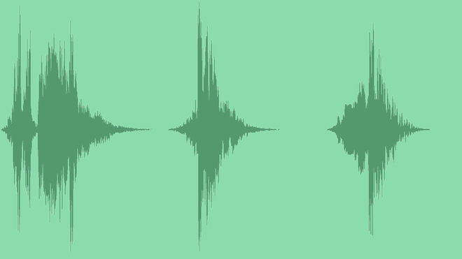 Deep Hits: Sound Effects