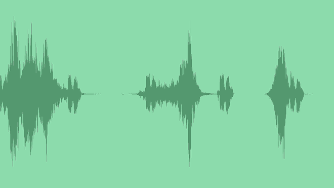 Complex Stereo Whooshes: Sound Effects