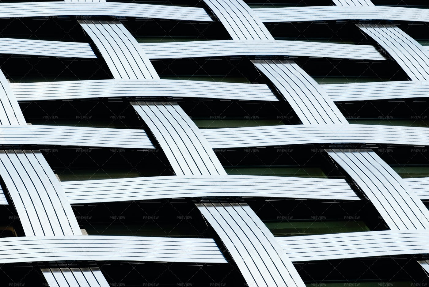 Abstract Crossing Lines: Stock Photos