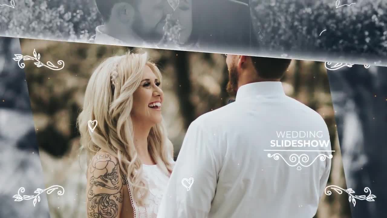 HOT - Wedding Slideshow - Premiere Pro Templates 96989