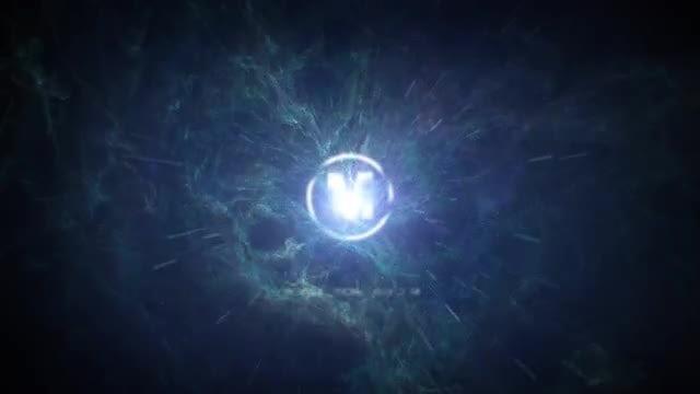 Nebula Energy Logo: Premiere Pro Templates