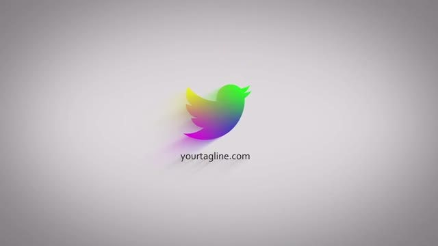 Click Logo Reveal 2 Versions + Vertical: After Effects Templates