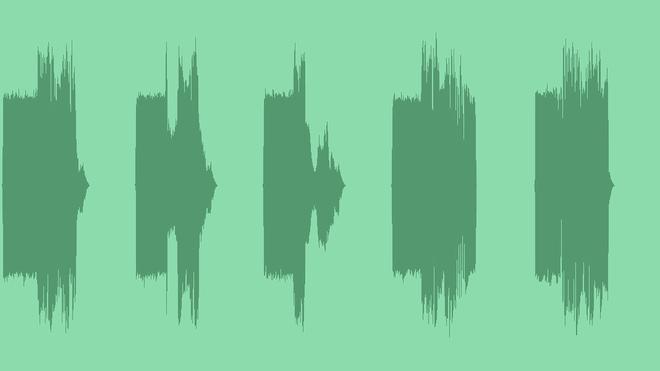 8-Bit Harmony Melodies: Sound Effects